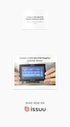Contact +1-855-664-0766 Magellan Roadmate Update