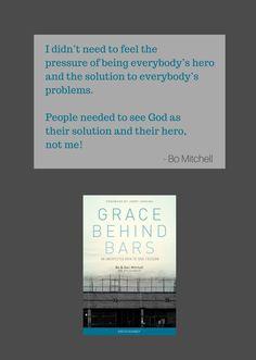 What God taught Bo in prison