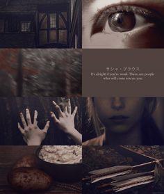 ❥ vogel im käfig | snk aesthetic Sasha
