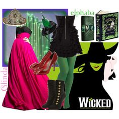 wicked inspired outfits - Google Search
