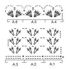 "Dancing Damsel - Gehäkelter DROPS Bolero in ""Lace"" mit Fächermuster. Größe S - XXXL - Free pattern by DROPS Design"