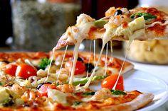 Pizza, Rezepte, Kochen, Backen, Tipps