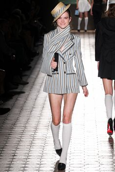 Olympia Le-Tan Spring 2015 Ready-to-Wear - Collection - Gallery - Look 1 - Style.com