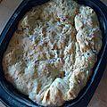 Fougasse lardons fromage [recette Tupperware] - Maelie cuisine