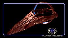 #STARFLEET INTELLIGENCE | Suurok-Class Science & Combat Cruiser of the #Vulcan High Command | #StarTrek