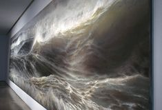 Ran Ortner's work is the most incredible things I've ever laid eyes on. I'd kill to see his stuff in person.