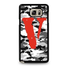 VLONE CAMO LOGO Samsung Galaxy Note 5 Case Cover  Vendor: Favocase Type: Samsung Galaxy Note 5 case Price: 14.90  This premium VLONE CAMO LOGOSamsung Galaxy Note 5 case will create premium style to yourSamsung Note 5 phone. Materials are from durable hard plastic or silicone rubber cases available in black and white color. Our case makers customize and design each case in high resolution printing with best quality sublimation ink that protect the back sides and corners of phone from bumps… Galaxy Note 5, Black And White Colour, Silicone Rubber, Camo, Samsung Galaxy, Printing, Plastic, Ink, Make It Yourself