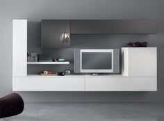 Modern Wall Unit Exential Y25 by Spar - $4,629.00