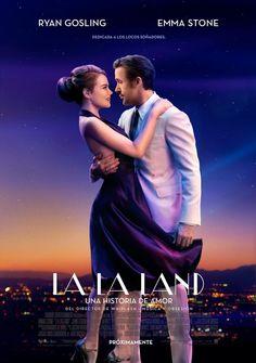 La la land ( pour l'amour de Hollywood) Vu le 3 janvier 2017 à Brossard