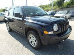 Blue 2014 Jeep Patriot Sport: $14,998/ 43K miles