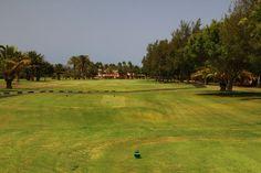 Maspalomas Golf Course 18-th Tee   http://travellingwizards.com/golf/maspalomas-golf
