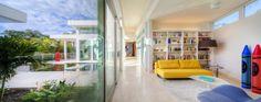 Light Box House by Jonathan Parks Architect