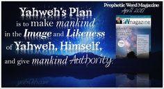 #yahweh #mankind