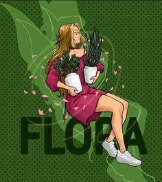 Les Winx, Flora Winx, Old Comics, Animated Cartoons, Love Movie, Winx Club, Cartoon Art, Good Movies, Girl Power