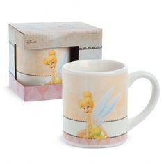 Tinkerbell  Κούπες Mugs, Tableware, Disney, Dinnerware, Tumblers, Tablewares, Mug, Dishes, Place Settings