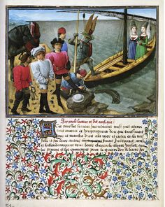 All sizes   King Rene d'Anjou - The Book of Love   Flickr - Photo Sharing!