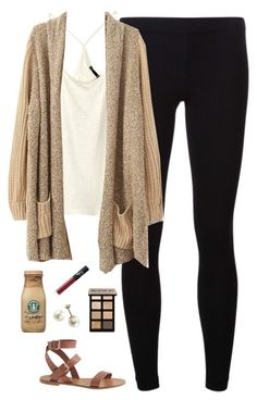 """""""so much school school school"""" by classically-preppy ❤ liked on Polyvore featuring James Perse, H&M, J.Crew, Bobbi Brown Cosmetics and NARS Cosmetics"""