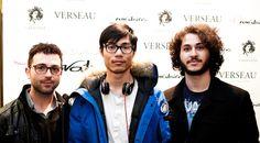 Juan Bedmar, Chi-Ting Leung et Thibault Granet de Verseau Paris