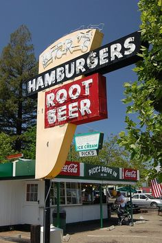 20080510 Pick's Drive In by Tom Spaulding, via Flickr
