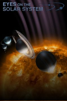 NASA's Jet Propulsion Laboratory CIT: News, Images & Vidoes--great visuals and updates on what can be seen in the sky each month