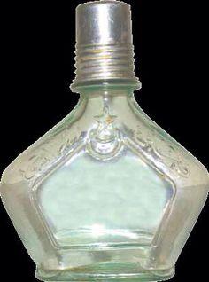 Antique Turkish Raki Bottle