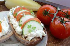 Nátierka z tofu (fotorecept) Tofu, Sushi, Ale, Vegetables, Ethnic Recipes, Vegetable Recipes, Ales, Veggie Food, Veggies