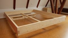 Bett selber bauen glasbausteine  Bett Selber Bauen Einfach | Kira Bettideen | Pinterest | Selber ...