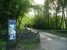 Entrance to Sirhowy Valley Country Park