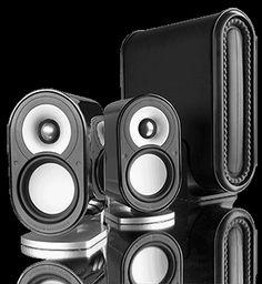 Paradigm MilleniaOne CT $1199 Best computer speakers ever.