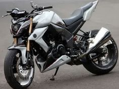 Modifikasi Yamaha Scorpio Streetfig Gahar