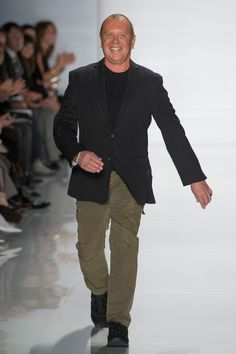 Michael Kors honoured by Couture Council