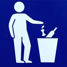 #infographic #icon #infographicart #trash #wein