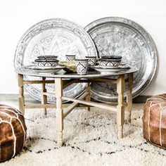 Zoco Home_Marokkolainen tarjotinpöytä