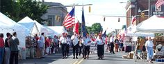 LAGRANGE STREET POLISH FESTIVAL - 2nd Weekend in July.