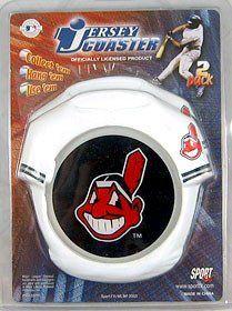 Cleveland Indians Jersey Coaster Set