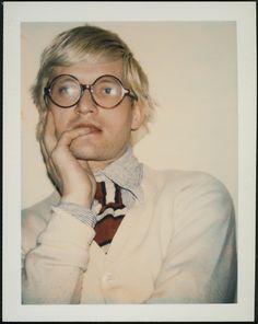 f441322e0cb David Hockney 1973 Andy Warhol David Hockney Photography