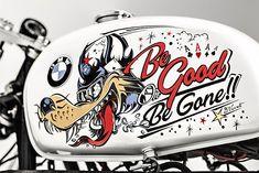 BMW R80 – Tattoo Custom Motorcycles  |  Pipeburn.com