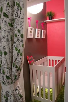 Averys Colorful Closet Nook