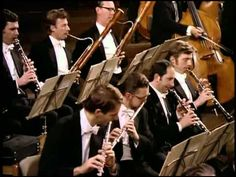 BEETHOVEN - Symphony No. 1 - Leonard Bernstein  Third and Fourth Movements