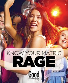 10 things your teen needs to know before they head off to the Matric Rage Festival
