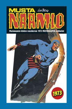 Kirjakaupoissa ja sarjakuvakauppiailla 16.2.2016! #Mustanaamio #Fantom #sarjis #klassikko #1973