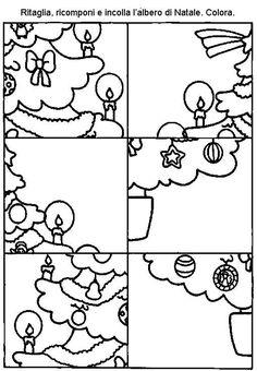 Schede Natale: