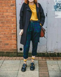 Outstanding Grunge Outfits Ideas For Women 53 Look Fashion, 90s Fashion, Winter Fashion, Fashion Outfits, Art Hoe Fashion, Trendy Fashion, Fashion Women, Fashion Blogs, Fashion Videos