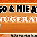 Bakso Dan Mie Ayam Anugerah Jakarta Barat Banner, Company Logo, Banners, Picture Banner