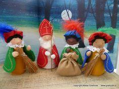 Grethilde: Zou de goede Sint wel komen? www.grethilde.nl