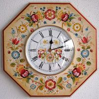 Os Octagon clock Packet