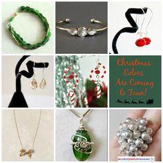 Jewelry for Holiday | AllFreeJewelryMaking.com