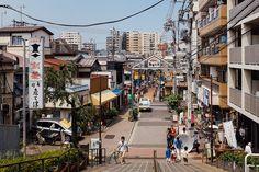 Yanaka, Tokyo July 2014. 谷中 Photo by Alex Barlow. #Japan - Flickr