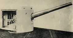 French 220mm cannon, 1914 (MF). WW I