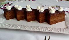 Sacherove rezy (fotorecept) Nutella, Sweets, Cake, Gummi Candy, Candy, Kuchen, Goodies, Torte, Cookies